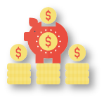 money saving icon
