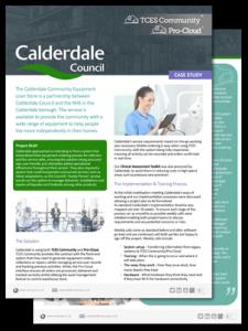 calderdale council case study thumbnail