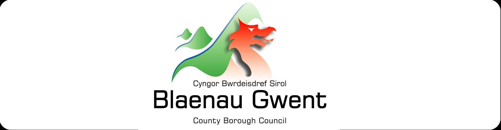 gwent county borough council logo