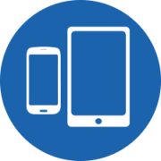 mobile ordering icon