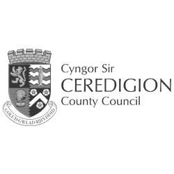 ceredigion council logo