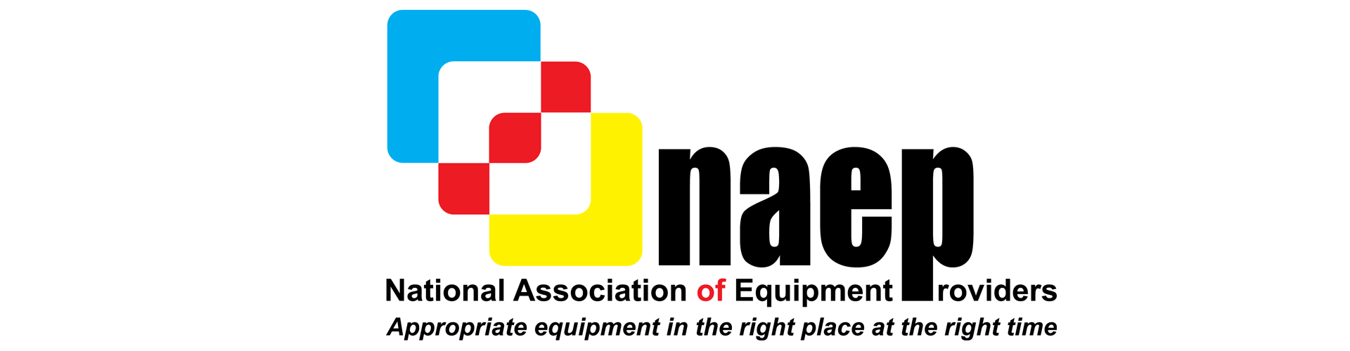 national association of equipment providers logo