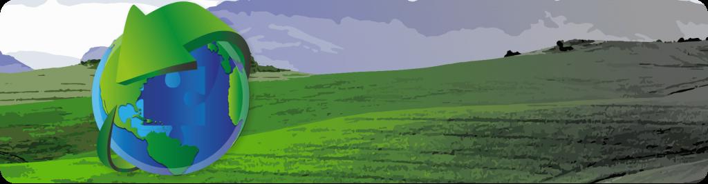 CSS world environment day logo