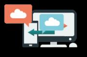 SMS communication icon