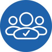 client relationship icon
