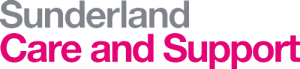 sunderland care and support logo