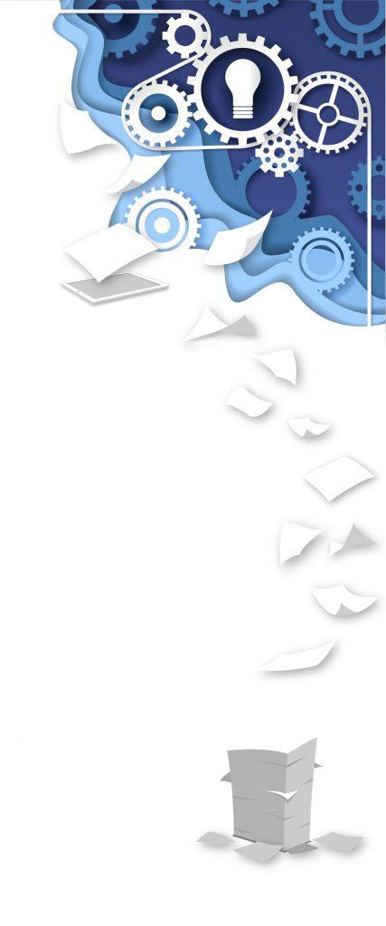 paper to digital illustration